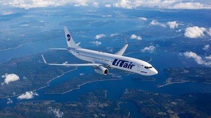 UTair в воздухе