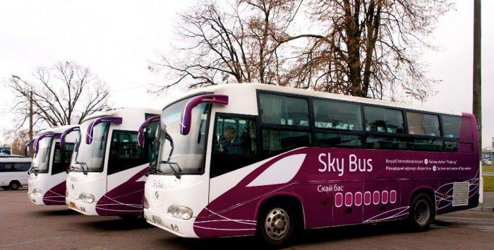 SkyBus Киев Борисполь