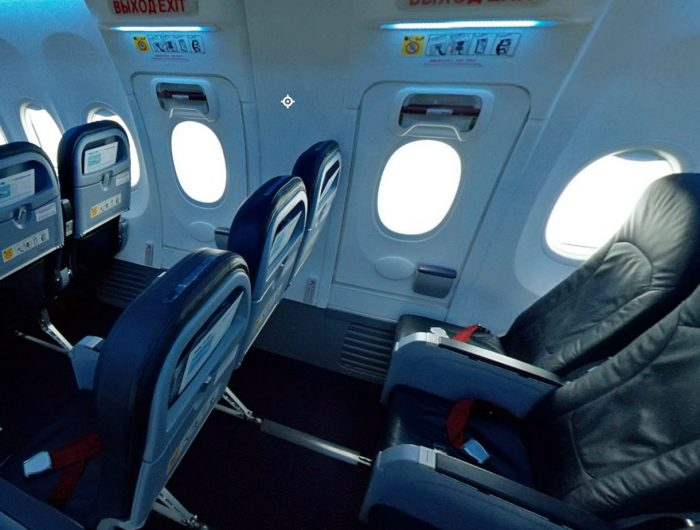 места у аварийных выходов боинг 737 800