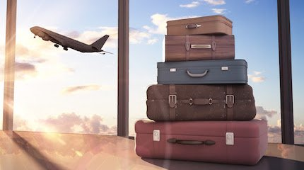 Багаж и самолет