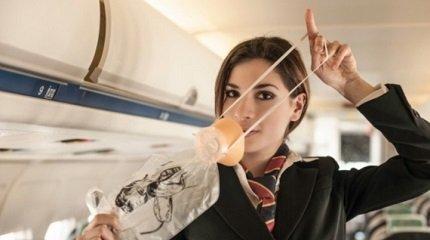 stewardess-s maskoy