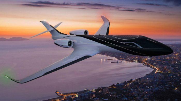 business-jet