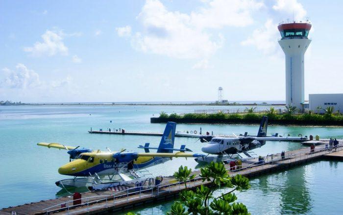 Аэротакси Мальдивы