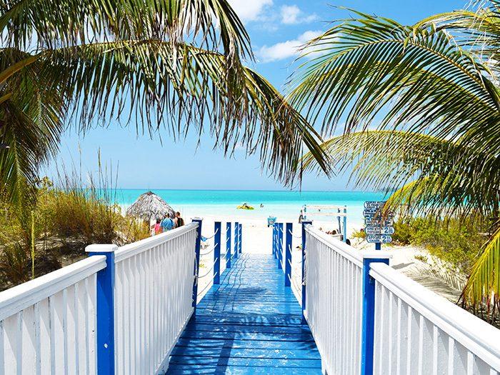 Кубинский пляж