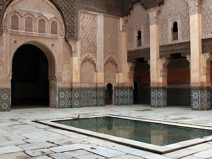 Архитектура Марокко