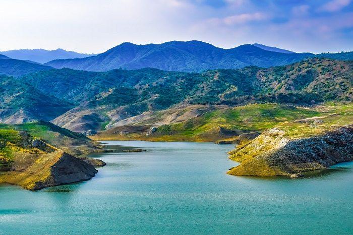 Пейзажи Кипра