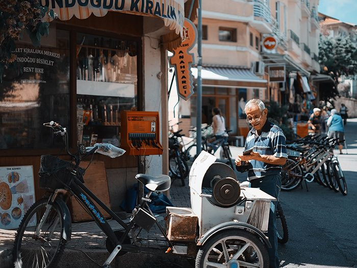 Турецкие улицы