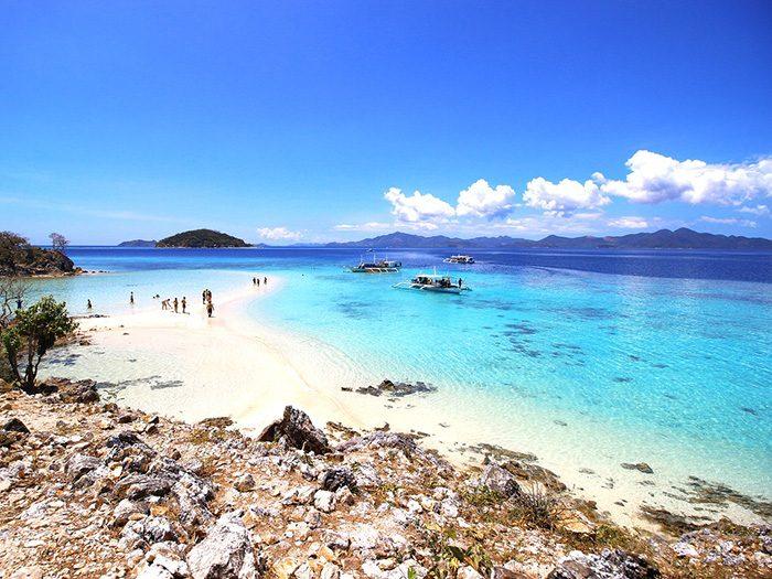 Филиппинский пляж