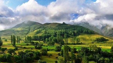 Пейзаж в Турции