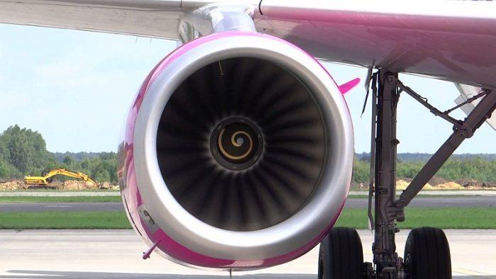 Двигатель Аэробуса А320