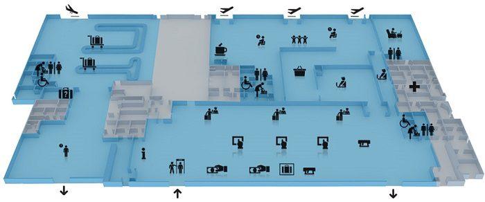 Пашковский первый этаж схема