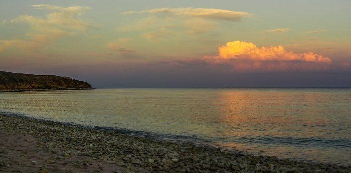 Черное море Крым