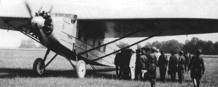 Самолёт К-5