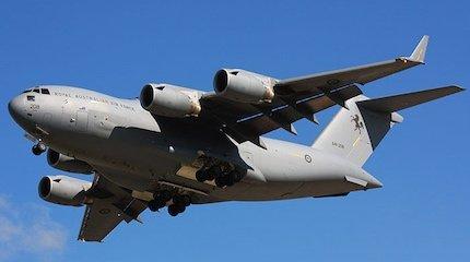 Боинг C-17 Globemaster III Thumb