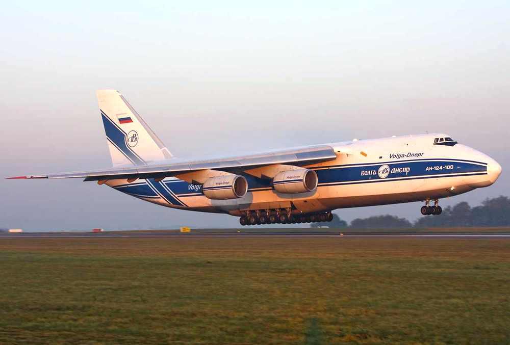 "Самолет Ан124 ""Руслан"""