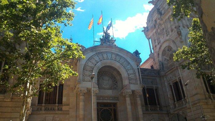Здание прокуратуры Каталонии