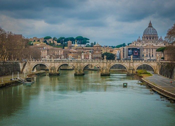 Ватикан базилика Святого Петра