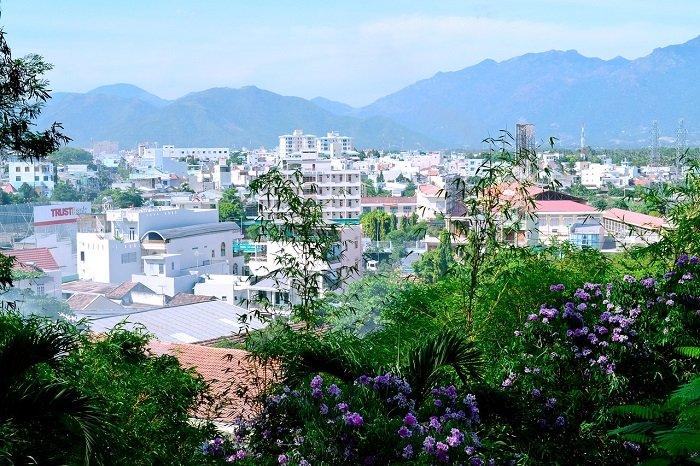 Вид на Нячанг